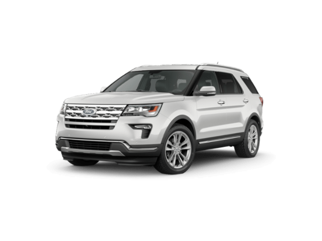 New 2019 Ford Explorer Limited SUV for sale in Grand Rapids